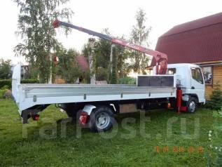 Mitsubishi Canter. Продается грузовик эвакуатор с гидроманипулятором Митцубиси Кантер, 4 700куб. см., 3 500кг.