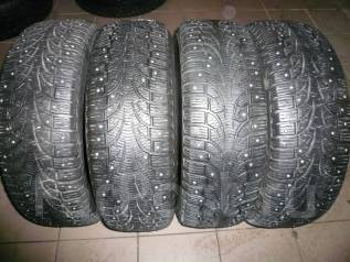 Pirelli Winter Carving Edge. Зимние, шипованные, 2010 год, износ: 5%, 4 шт