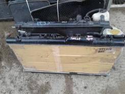 Радиатор охлаждения двигателя. Subaru Impreza Subaru Legacy Subaru Forester