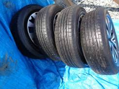 Bridgestone Dueler H/P Sport AS. Летние, 2013 год, износ: 5%, 4 шт