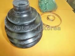 Пыльник привода SsangYong Actyon Sport 06-, Actyon, Actyon Sports II D20/E23 4WD, Kyron D20/D27/E23, Rexton 06- D20/D27/E23 4WD наружний (SsangYong) 4...