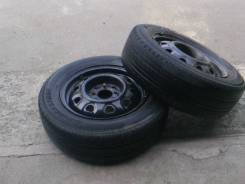 Bridgestone B-style RV. Летние, износ: 50%, 2 шт