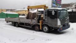 Hino. Продам грузовик с манипулятором HINO, 17 000 куб. см., 16 000 кг.