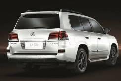 Обвес кузова аэродинамический. Lexus LX570 Двигатель 3URFE