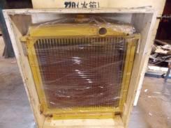 Радиатор охлаждения двигателя. Shantui SD22