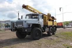 Бурспецтехника УРБ-2А2. Буровая установка УРБ-2А2 688202 на шасси Урал-4320-1151, 1 000куб. см.