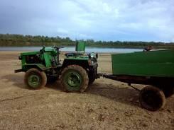 Вгтз ПФП-1.2. Мини трактор, 2 000 куб. см.