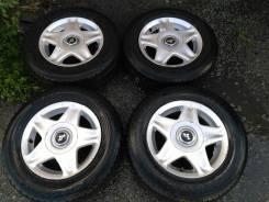 Продам колеса 175/70/13 на универсальном литье. x13 4x100.00