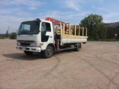 Hino Ranger. Продается грузовик с манипулятором, 6 634 куб. см., 3 500 кг.