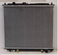 Радиатор охлаждения двигателя. Mitsubishi Pajero, V26WG, V46WG, V46W, V26W, V46V Mitsubishi 1/2T Truck, V16B