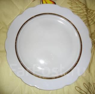 Блюдо большое СССР 70-е 36 см. Новое. В идеальном состоянии. Оригинал