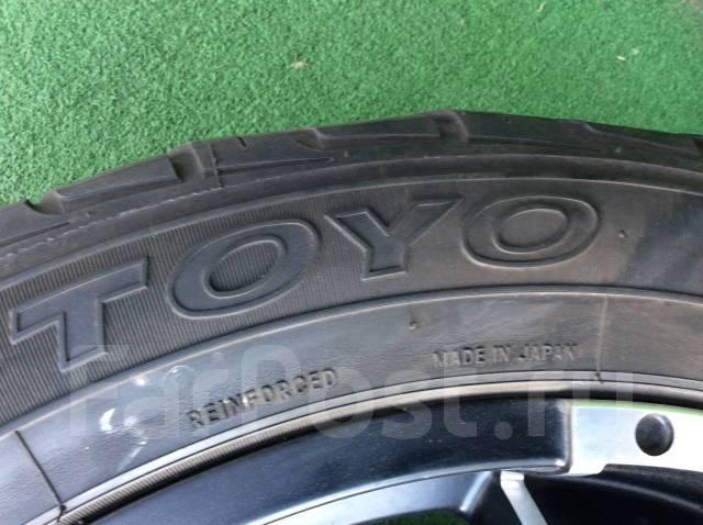 Toyo Proxes. Летние, 2006 год, износ: 20%, 4 шт