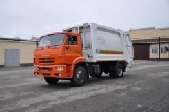 Камаз. Мусоровоз МК-4445-16 на шасси -53605(с порталом, САУ), 6 500 куб. см.