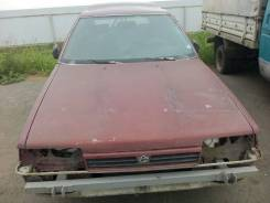 Капот. Subaru Leone