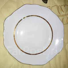 Блюдо СССР 70-е 28,5 см. Новое. В идеальном состоянии. Оригинал