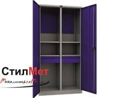 Шкаф металлический инструментальный для инструмента ТС 1995-120402