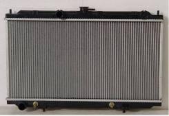 Радиатор охлаждения двигателя. Nissan Primera, WTP12, RP12, TNP12, WTNP12, WRP12, TP12 Двигатели: QR25DD, QR20DE