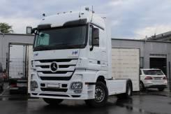 Mercedes-Benz Actros. 1841LS, 12 000 куб. см., 9 500 кг.