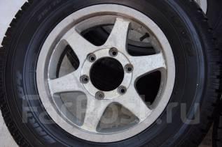 Bridgestone BEO. 6.0x15, 6x139.70, ET22