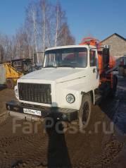 ГАЗ 3309. Продам бензовоз-топливозаправщик., 4 200 куб. см., 5,00куб. м.