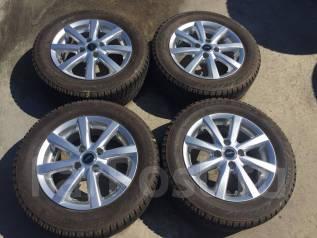 175/65 R14 Bridgestone Blizzak Revo2 литые диски 4х100 (L14-1410). 5.5x14 4x100.00 ET38