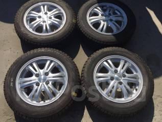 175/65 R14 Bridgestone Blizzak Revo GZ литые диски 4х100 (L14-1415). 5.5x14 4x100.00 ET47