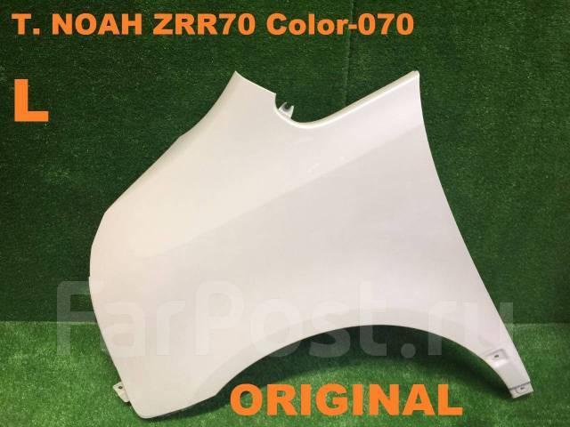 Крыло. Toyota Voxy, ZRR70, ZRR75 Toyota Noah, ZRR70, ZRR75 Ford Fiesta, AX Двигатели: 3ZRFE, 3ZRFAE