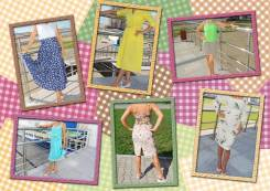 Пошив и дизайн одежды.