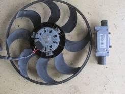 Блок управления вентилятором. Ford Focus