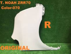 Крыло. Toyota Noah, ZRR75, ZRR70, ZRR70G, ZRR70W Toyota Voxy, ZRR70, ZRR75 Двигатели: 3ZRFAE, 3ZRFE