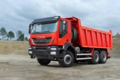 Iveco Trakker. Самосвал Iveco-AMT 653901, 13 000 куб. см., 23 000 кг.