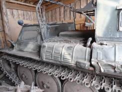 ГАЗ 34. Продается гусеничный тягач ГАЗ-34037, 4 500,00кг.