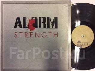 NEW WAVE ! Аларм / Alarm - Strenght - US LP 1985 виниловая пластинка