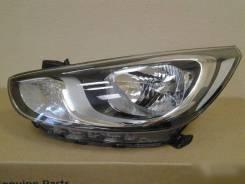 Хендай солярис фары фонари. Hyundai Solaris