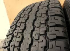 Bridgestone Dueler H/T D687. Летние, 2014 год, износ: 10%, 2 шт