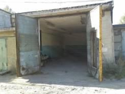 Продам гараж. Чурапчинская, р-н ГСК Дурай, 66 кв.м., электричество, подвал.
