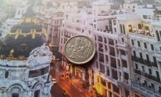 Испания. Юбилейные 5 песет 1995 г. Астурия, или Астурийское княжество