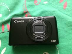 Canon PowerShot S90. 10 - 14.9 Мп, зум: 3х