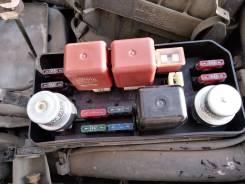 Втягивающее реле стартера. Toyota Sprinter Carib, AE95, AE95G Двигатели: 4AFHE, 4AFE