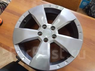 Subaru. 6.5x16, 5x100.00, ET48, ЦО 56,1мм.