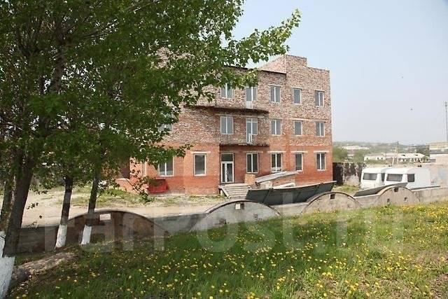 Здание административно-торгового назначения. Улица Краснознаменная 220б, р-н центр, 1 200 кв.м.