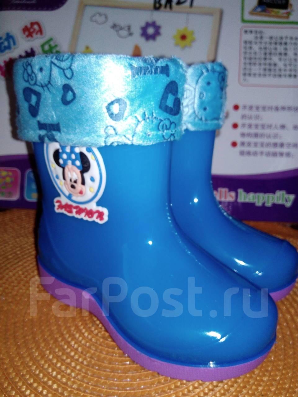 a36265fa2793 Детские сапоги 22,5 размера для всех - купить во Владивостоке. Цены. Фото.
