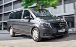 Mercedes-Benz Vito. 119 CDI Kbi, 1 место