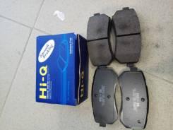 Колодка тормозная дисковая. Hyundai ix35