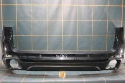 Бампер задний - BMW X5 F15 (2013-н. в. )