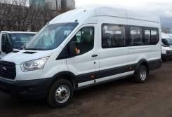 Ford Transit Shuttle Bus. 19_3_SVO, 2 200 куб. см., 22 места