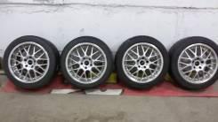 RAYS Eins Kahn 3 кованые 17 дюймовые разноширокие колёса 8J/9J. 8.0/9.0x17 5x114.30 ET40/43 ЦО 73,0мм.