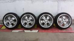 Manaray Sport VR5 16дюймовые. 7.0x16 4x100.00 ET35 ЦО 60,0мм.