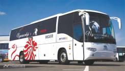 Higer KLQ6129Q. Higer KLQ 6129Q, 47 мест (WC+холодильник+куллер) туристический автобуc, 47 мест