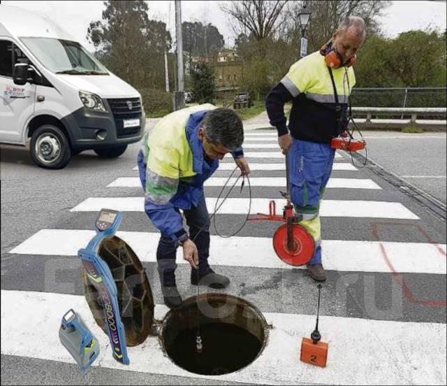 DWP - Диагностика водопроводов, тепловых сетей, поиск течи, теплоузлы